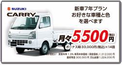 新車の軽トラック&バン軽ワーク